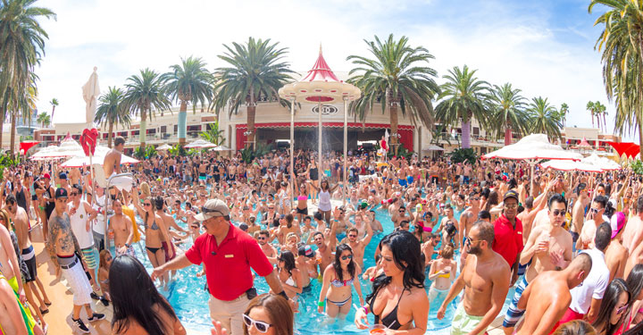 Best Hotels In Vegas To Party