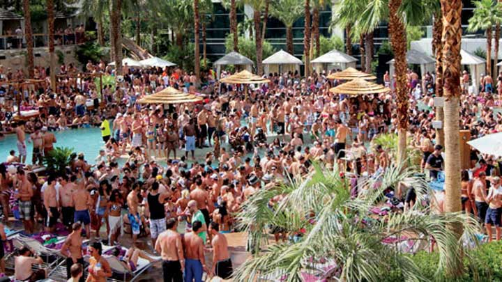 Hard Rock Hotel Pool Opening March 7th
