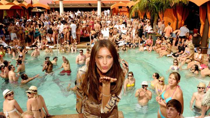 Las Vegas Edm Dayclub Pool Party Dj Calendar Electronic Previousnext Tao Beach
