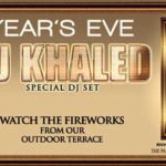 New Year's Eve DJ Khaled Lavo