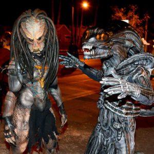 las vegas halloween parade - Las Vegas Halloween Costume