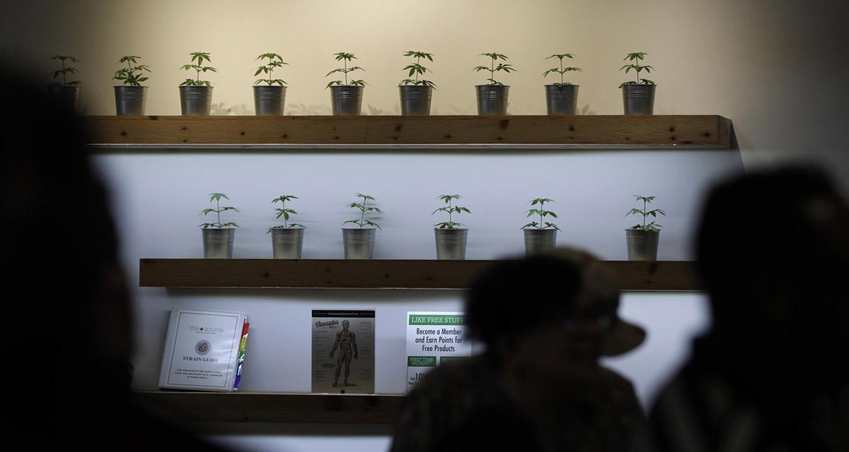 Recreational Cannabis Dispensaries on the Las Vegas Strip